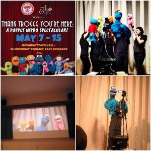 Thank Troggg You're Here: A Puppet Impro Spectacular!