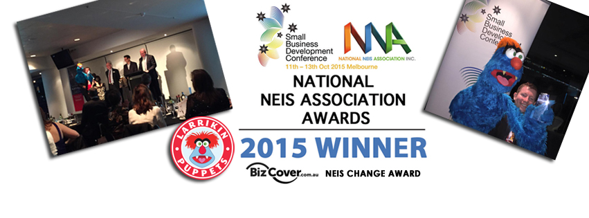 National NEIS Association Awards 2015