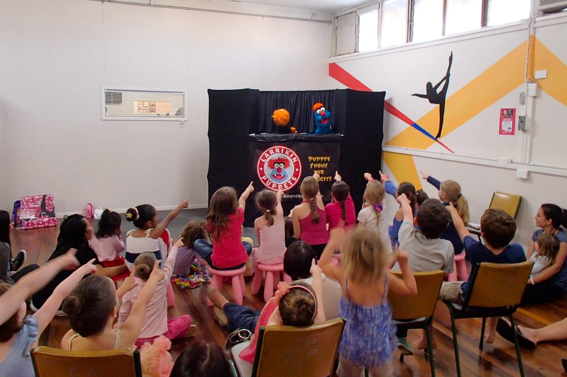 Children's Entertainment, Children's Entertainers, Party Entertainment For Hire | Puppet Show, Puppetry Workshops - Vacation Care OSHC, Moorooka Salisbury