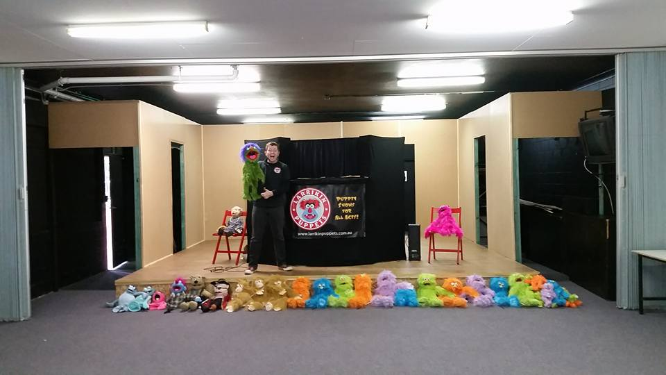 Children's Entertainment, Children's Entertainers, Party Entertainment For Hire | Puppet Show, Puppetry Workshops - Puppeteer Workshop, Citipointe Christian College Brisbane