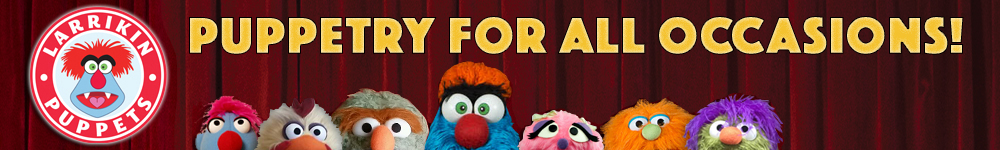 Larrikin Puppets – Puppet Show | Kids Entertainment | Children's Entertainer | Event Entertainment | Corporate Entertainment