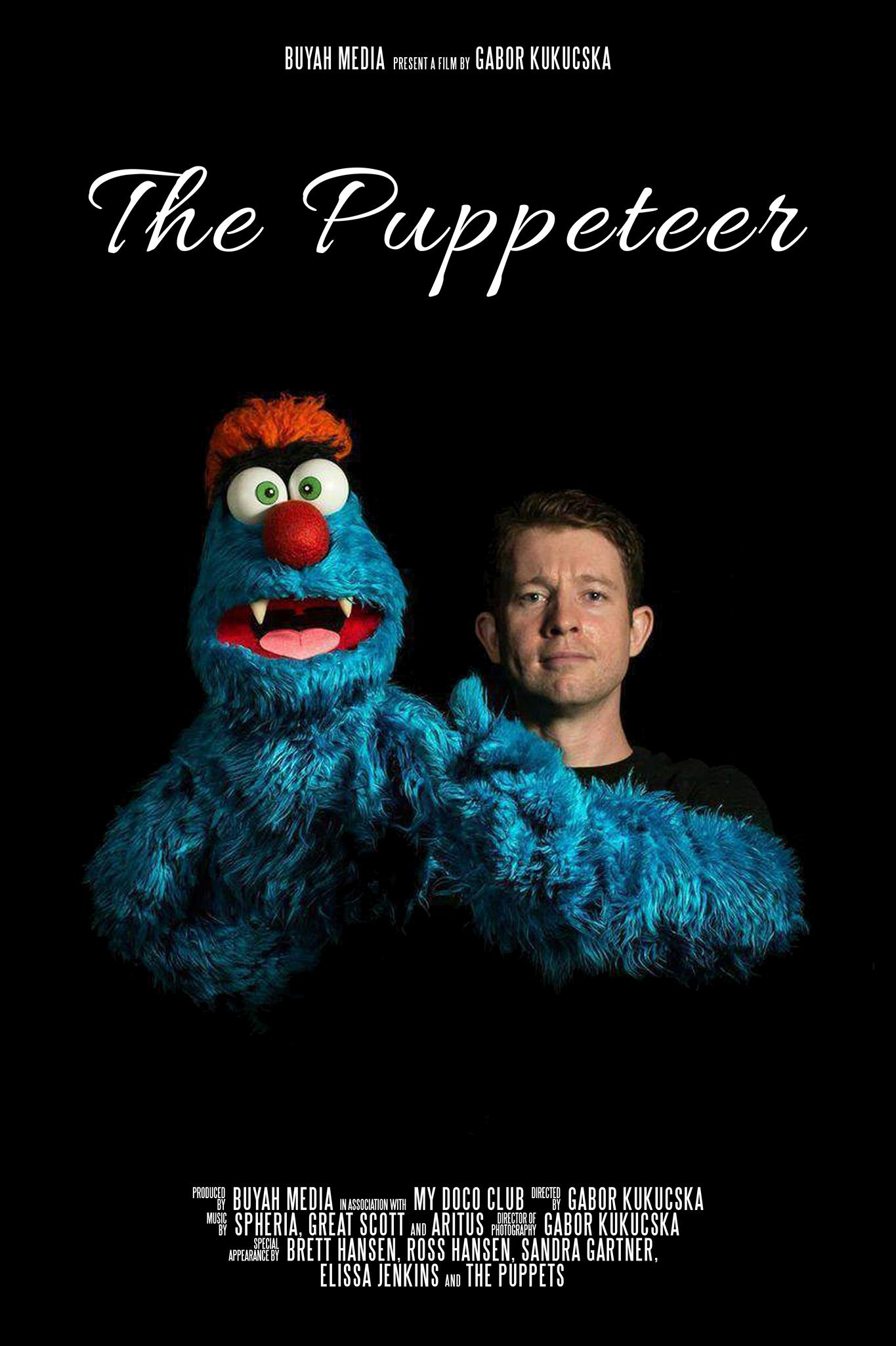 The Puppeteer poster