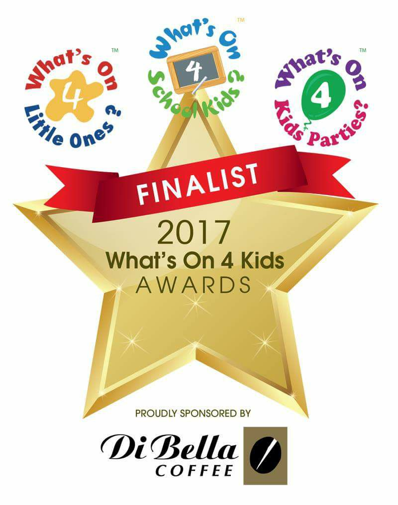 What's On 4 Kids Awards Best Party Entertainer Finalist
