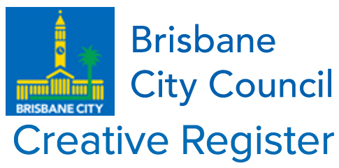 On the Brisbane City Council Creative Register
