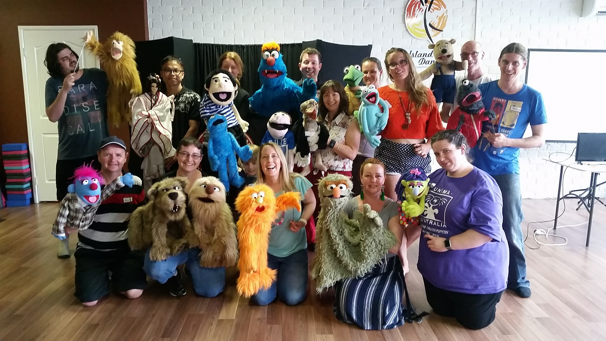 Corporate Entertainment, Corporate Team Building Activities, Party Entertainment For Hire | Puppet Show, Adult Puppetry Workshops - Puppeteer Workshop, Bribie Island