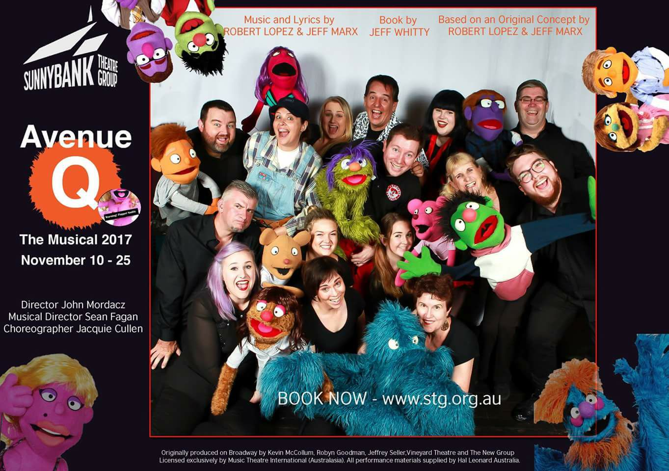 Corporate Entertainment, Corporate Team Building Activities, Party Entertainment For Hire | Puppet Show, Adult Puppetry Workshops - Puppeteer Workshop, Avenue Q, Theatre