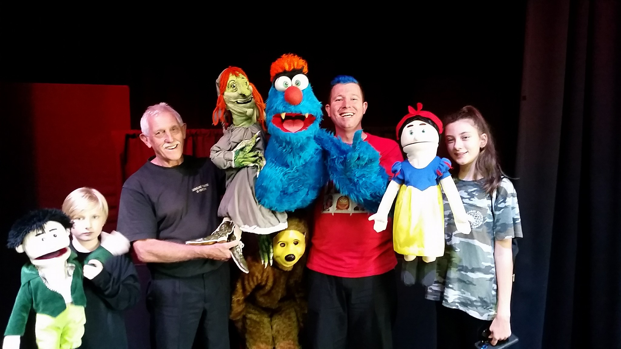 Queensland Theatre of Puppetry