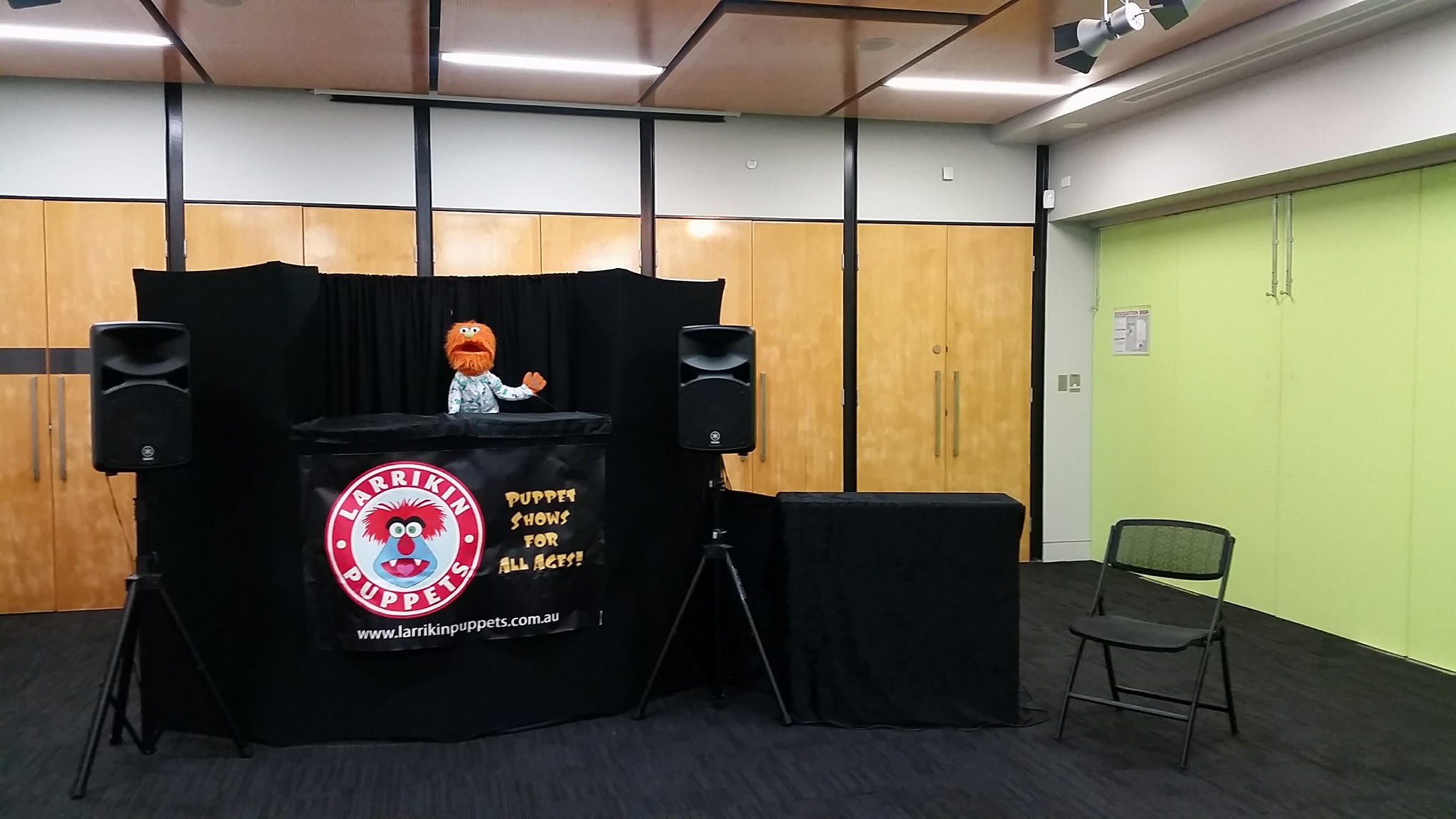 Children's Entertainment, Children's Entertainers, Party Entertainment For Hire | Puppet Show, Puppetry Workshops - Library Story Time, First 5 Forever, Rockhampton Regional Library