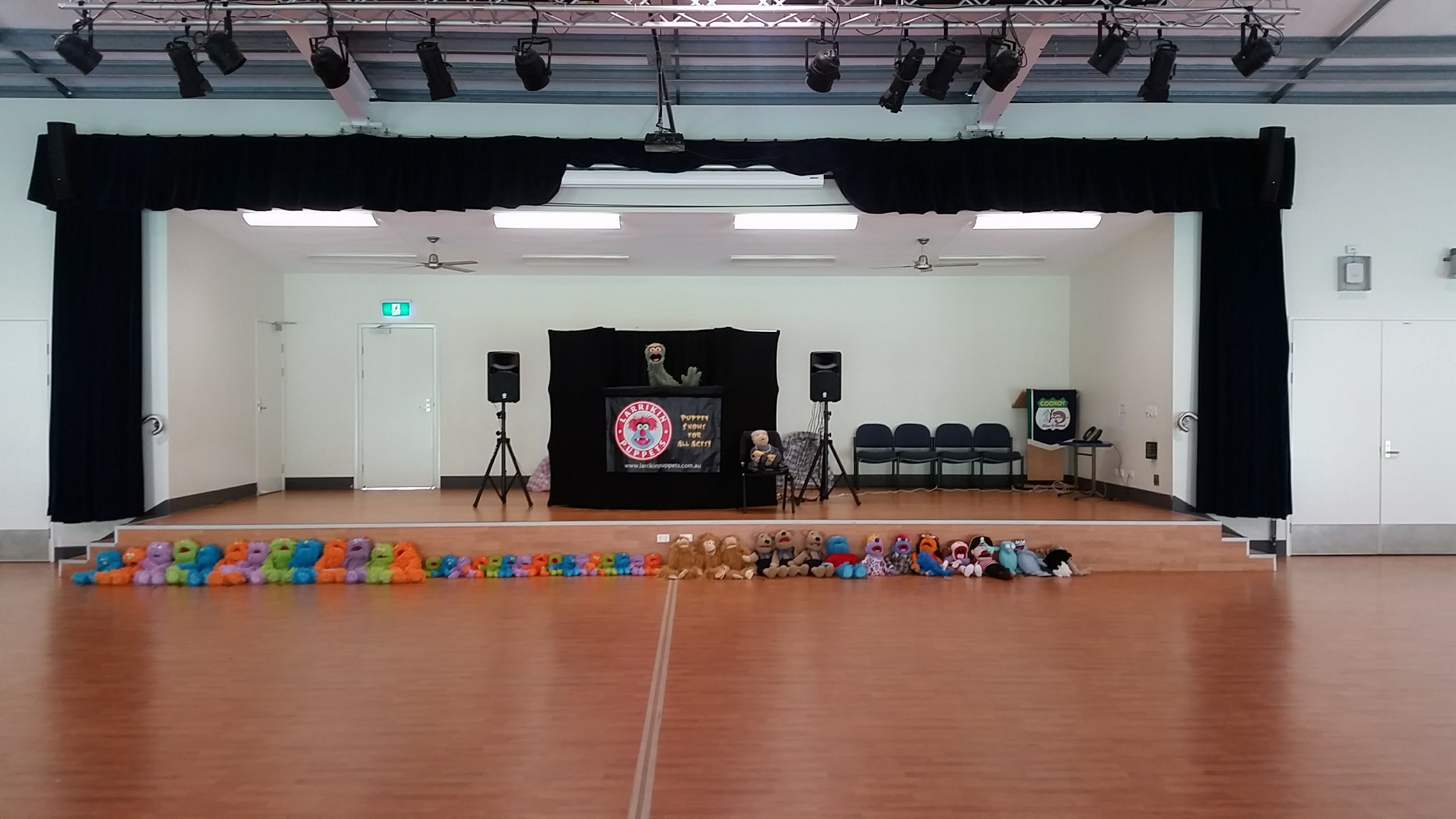 Children's Entertainment, Children's Entertainers, Party Entertainment For Hire | Puppet Show, Puppetry Workshops - Vacation Care OSHC, Cooroy State School OSHC