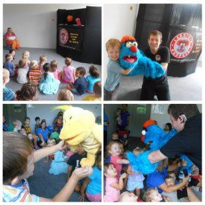 Children's Entertainment, Children's Entertainers, Party Entertainment For Hire   Puppet Show, Puppetry Workshops - Childcare Centres, AEIOU Early Learning Childcare   AEIOU Foundation for children with autism