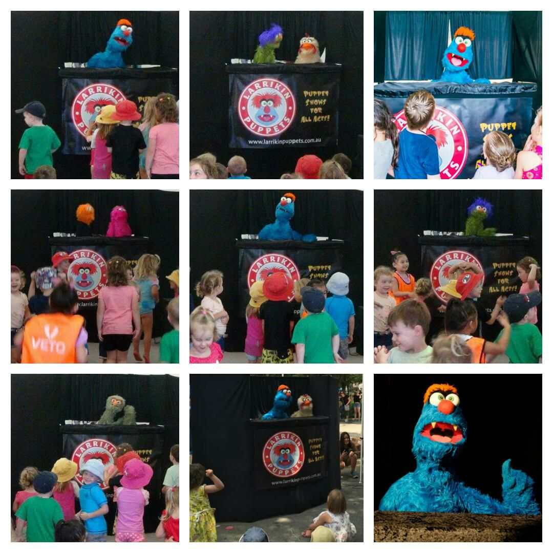 Children's Entertainment, Children's Entertainers, Party Entertainment For Hire | Puppet Show, Puppetry Workshops - Childcare Centres, Beaucare Child Care & Community Services, Beaudesert, Gold Coast