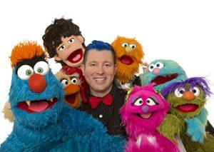 Children's Entertainment, Children's Entertainers, Party Entertainment For Hire   Puppet Show, Puppetry Workshops - Childcare, Brett Hansen, Larrikin Puppets