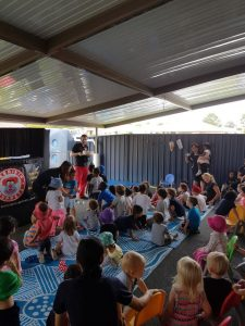 Children's Entertainment, Children's Entertainers, Party Entertainment For Hire | Puppet Show, Puppetry Workshops - Childcare, Taigum Child Care Centre, Brett Hansen