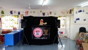Children's Entertainment, Children's Entertainers, Party Entertainment For Hire | Puppet Show, Puppetry Workshops - Childcare Centres, Beach Road Child Care Centre Hervey Bay