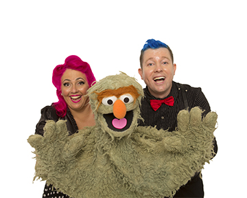 Children's Entertainment, Children's Entertainers, Party Entertainment For Hire   Puppet Show, Puppetry Workshops - Childcare, Larrikin Puppets
