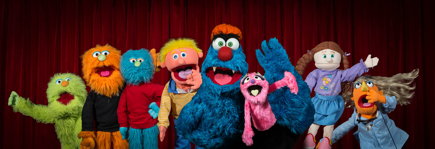 Children's Entertainment, Children's Entertainers, Party Entertainment For Hire   Puppet Show, Puppetry Workshops - Childcare Centres, Early Learning Centre, Larrikin Puppets