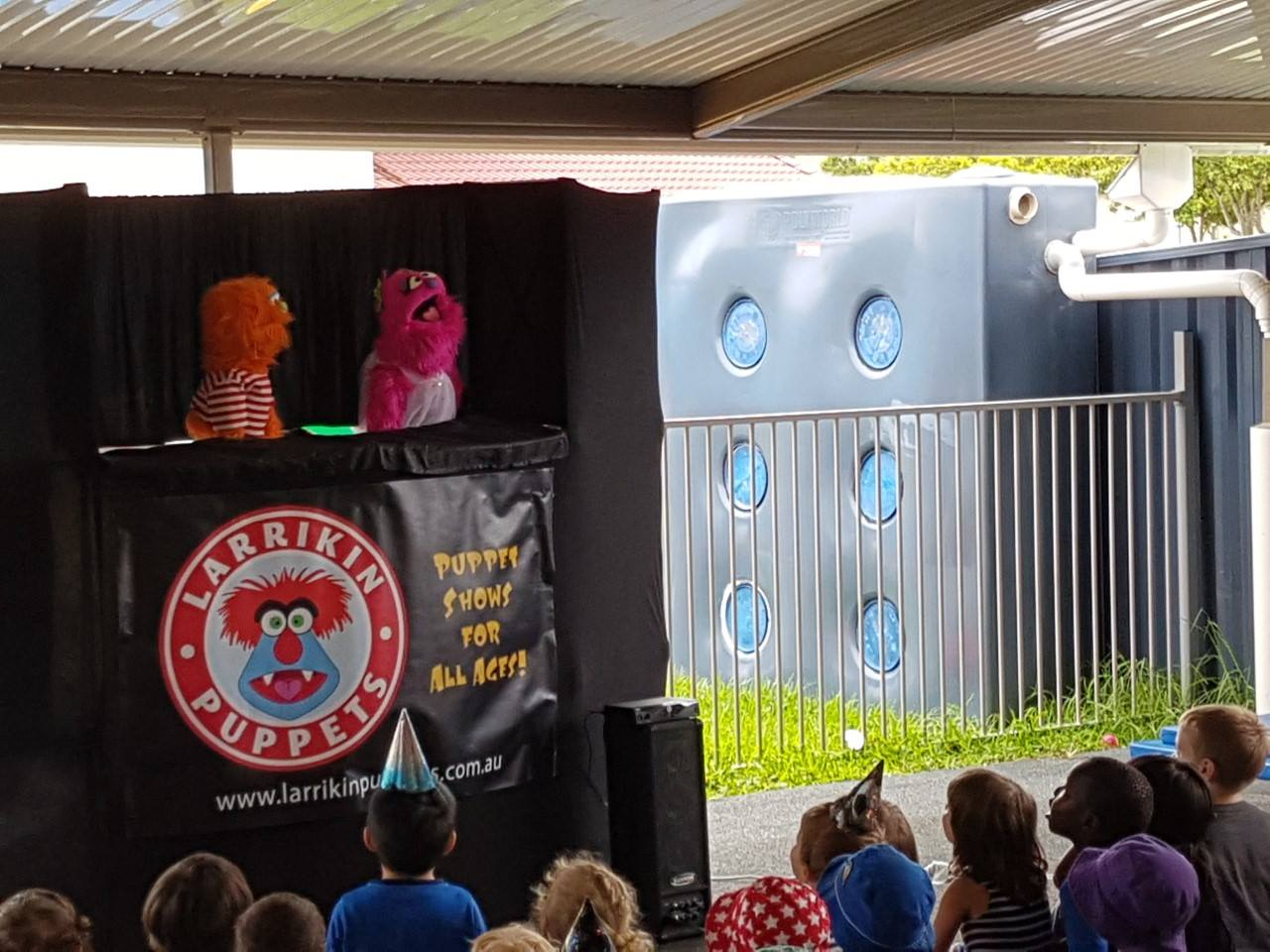 Children's Entertainment, Children's Entertainers, Party Entertainment For Hire | Puppet Show, Puppetry Workshops - Childcare Centres, Early Learning Centres