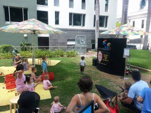 Children's Entertainment, Children's Entertainers, Party Entertainment For Hire | Puppet Show, Puppetry Workshops - Fetes and Festivals, Little Days Out, South Bank