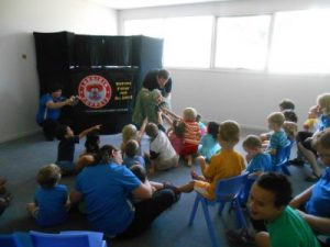 Brisbane Entertainment, Kids Entertainer, School | Puppet Show, Puppetry Workshop - Book Week