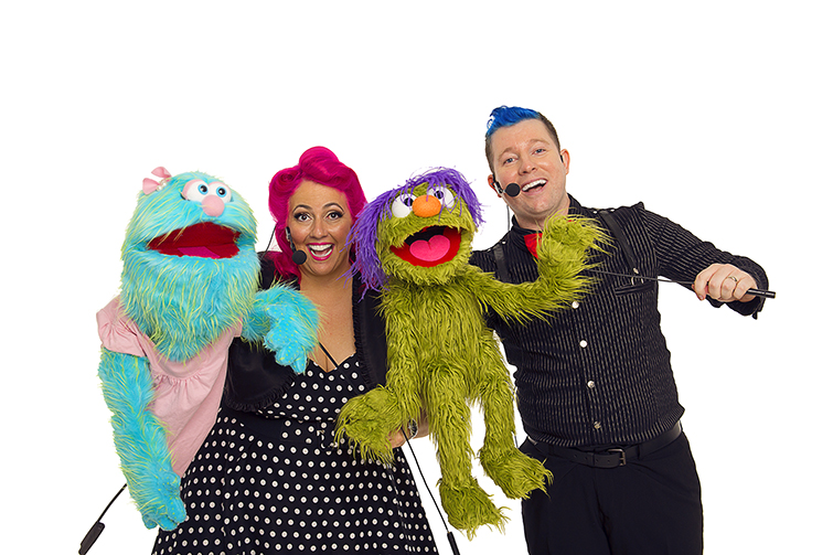 Brisbane Entertainment, Childrens Entertainer, Primary Schools | Puppet Show, Puppetry Workshops - Book Week