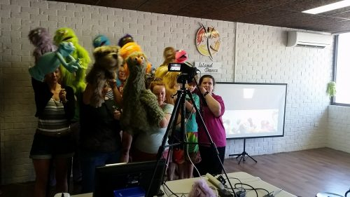 Children's Entertainment, Acting Classes, Theatre Courses, Drama Workshop   Puppet Show, Puppetry Workshops, Puppet Workshop, Puppetry Class, Puppet Class - Island Puppetry Workshop, Bribie Island, Australia, QLD