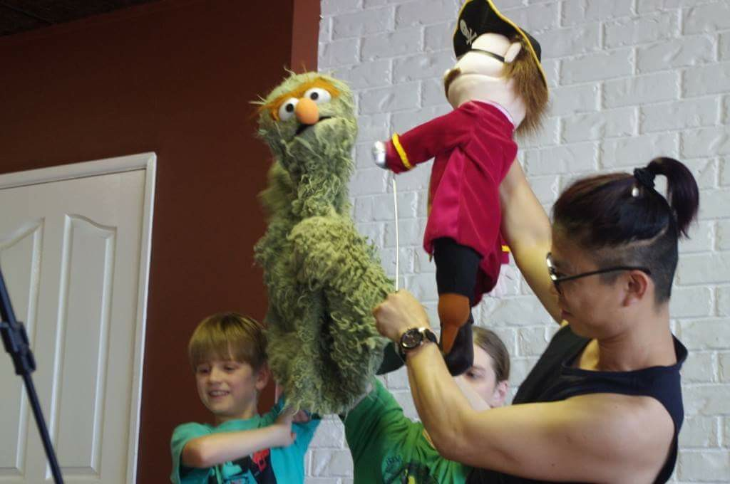 Children's Entertainment, Acting Classes, Theatre Courses, Drama Workshop | Puppet Show, Puppetry Workshops, Puppet Workshop, Puppetry Class, Puppet Class - Island Puppetry Workshop, Bribie Island, Puppet Performance, Australia