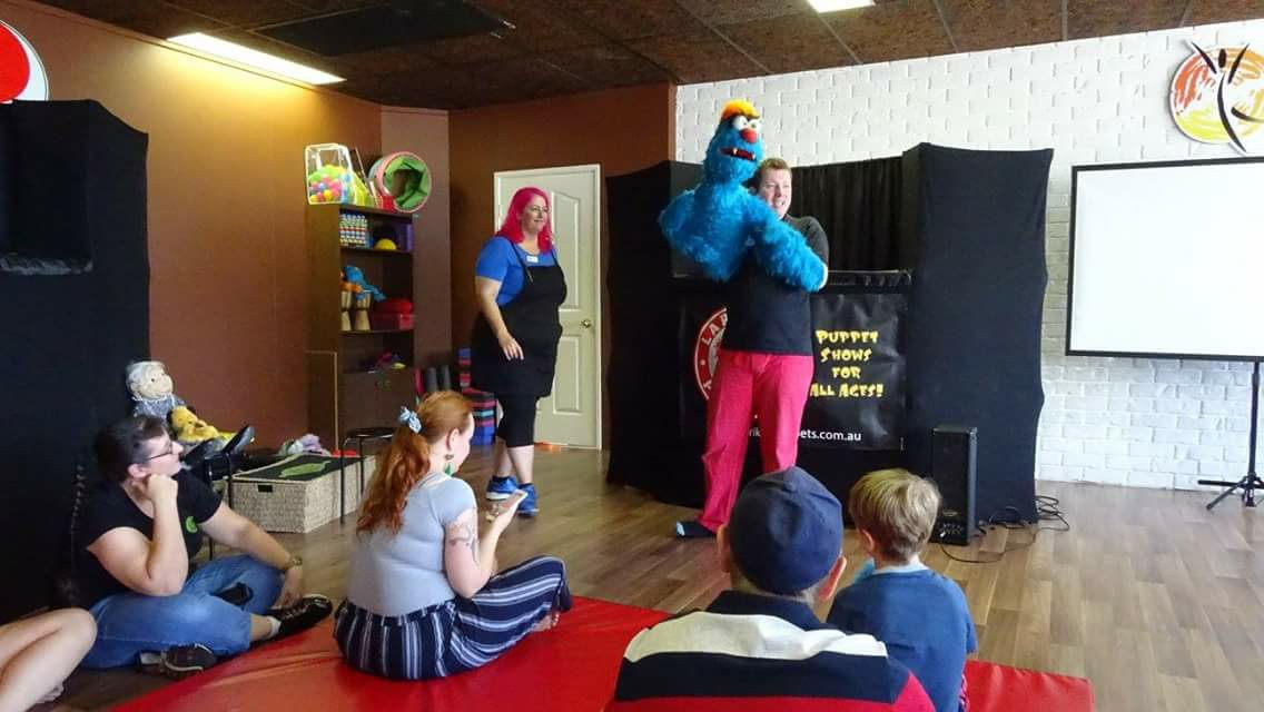 Children's Entertainment, Acting Classes, Theatre Courses, Drama Workshop | Puppet Show, Puppetry Workshops, Puppet Workshop, Puppetry Class, Puppet Class - Island Puppetry Workshop, Bribie Island, Muppets, Performing Arts, Australia
