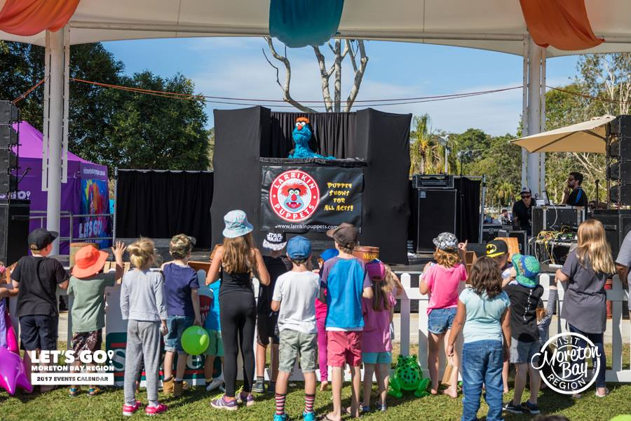 Children's Entertainment, Children's Entertainers, Party Entertainment For Hire | Puppet Show, Puppetry Workshops - Fetes and Festivals, Caboolture Family Fun Day