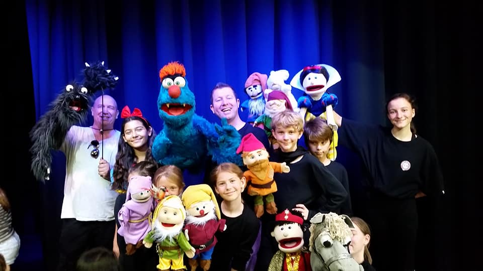 Queensland Theatre of Puppetry (QTOP) / Timbarra Productions / Larrikin Puppets / The Mark Rengel Puppet Theatre Company