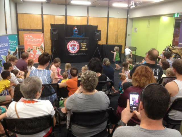 Puppet Show - Story Time With Larrikin Puppets - Book Week - Rockhampton Libraries