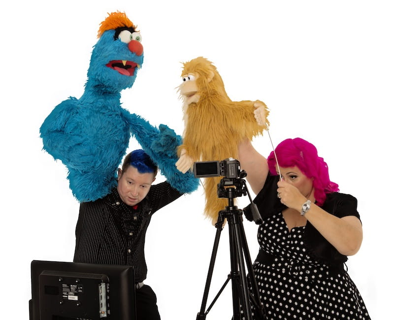 Corporate Entertainment - Puppets At Work: Film And TV