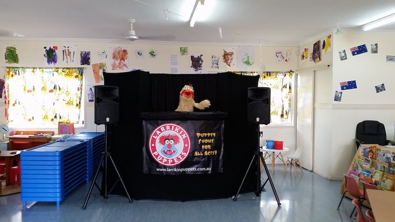 Puppet Show - Childcare Centre - Kindergarten - Chicken - Early Learning