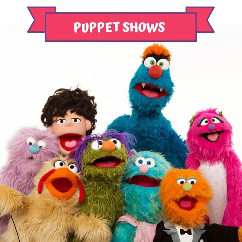 Puppet Show - Children's Entertainment - Puppet Shows