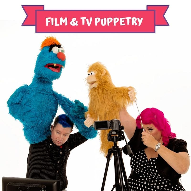 Puppet Show - Children's Entertainment - Film & TV Puppetry