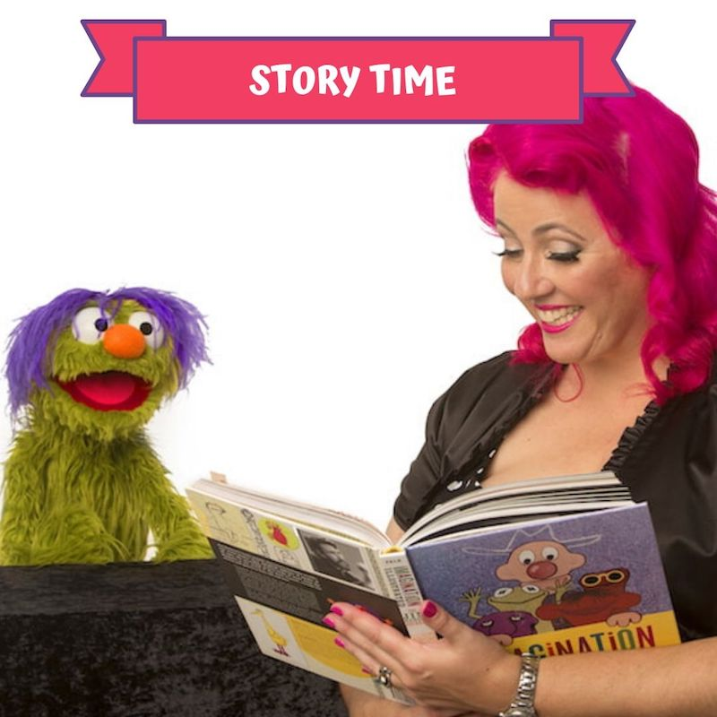 Puppet Show - Children's Entertainment - Story Time