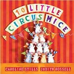 Puppet Show - Story Time With Larrikin Puppets - Book Week - 10 Little Circus Mice - Caroline Stills