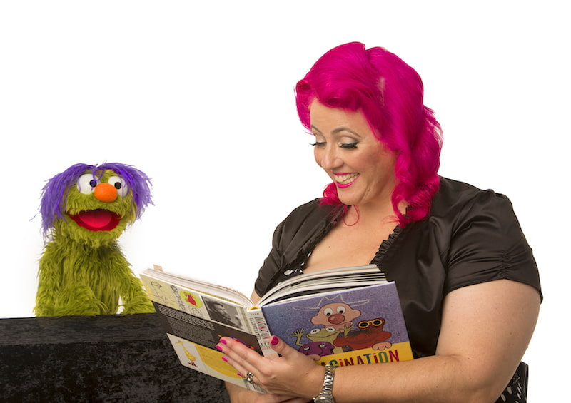 Puppet Show - Story Time With Larrikin Puppets - Book Week - Brisbane Libraries