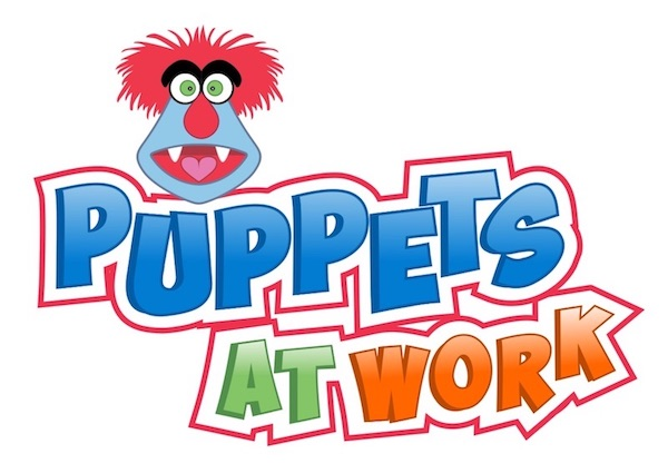 Puppets At Work Logo - Corporate Team Building - Corporate Play - Entertainment