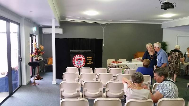 Aged Care - Puppet Show - Larrikin Puppets - Retirement