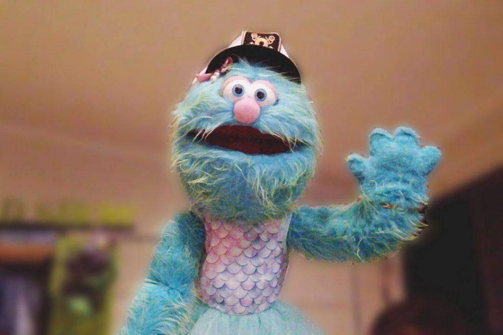 Marina's Marine Adventure Puppet Show - Children's Entertainment - Girl Puppet