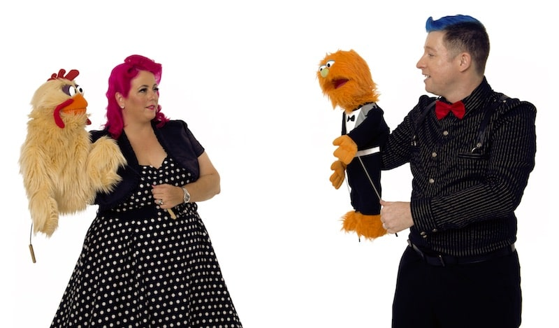 Puppet Show - Family Entertainment - Touring Theatre