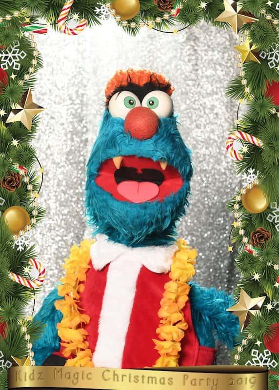 Larrikin Puppets Christmas Entertainment Puppet Show