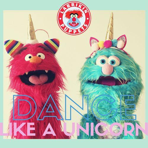 Dance Like A Unicorn - Electronic Dance Music For Kids