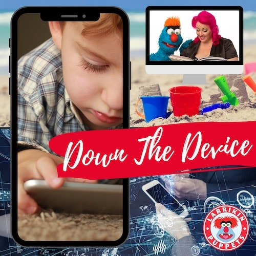 Down The Device - Electronic Music For Kids - Alternative Children's Songs