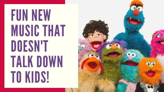 Kids Music: Larrikin Puppets Debut EP