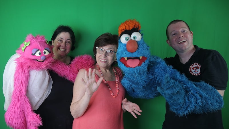 The Right Thing Music Video - Wendy Fine with Elissa Jenkins and Brett Hansen - Puppeteers Larrikin Puppets