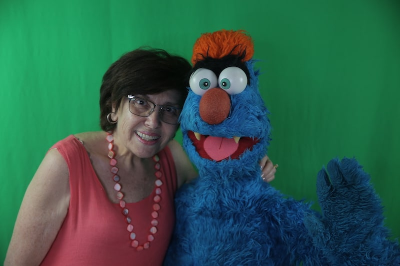 The Right Thing Music Video - Wendy Fine with Troggg - Larrikin Puppets