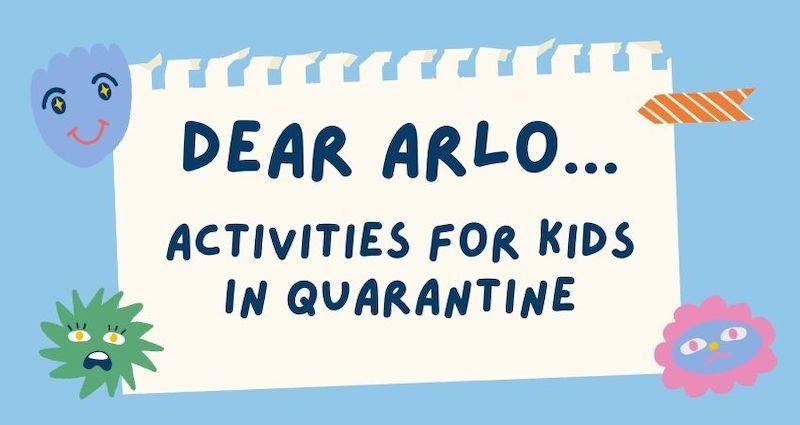 Fun Online Activities For Kids In Quarantine